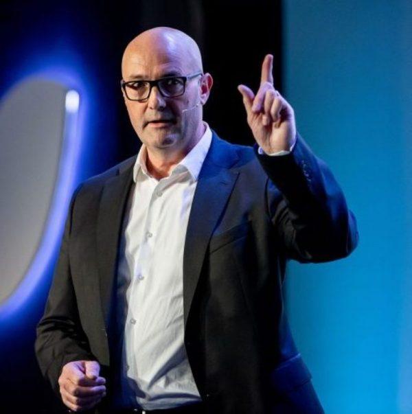 Adrian Webster Motivational speaker