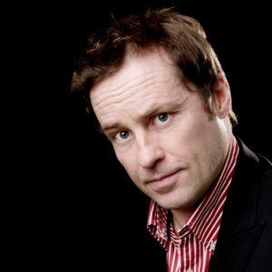 Ardal O'Hanlon award winning comedian