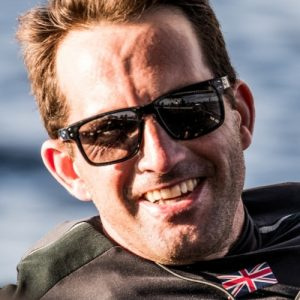 Sir Ben Ainslie motivational speaker