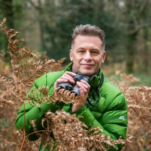 Chris Packham speaker
