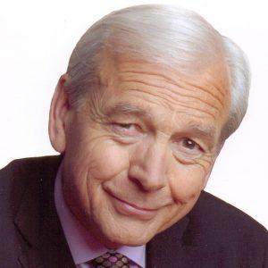 Broadcaster John Humphrys