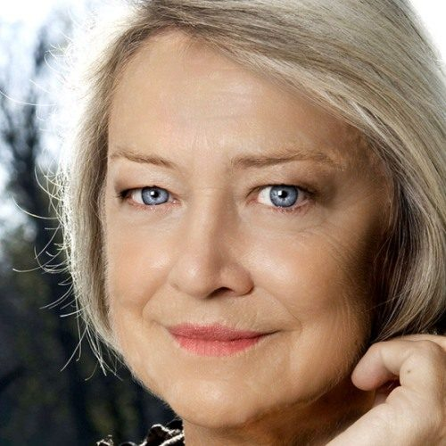 Congratulations are in order Kate Adie