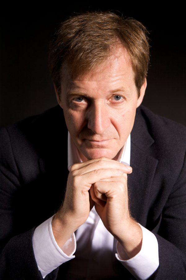 Alastair Campbell speaker, communicator, writer