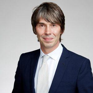 Brian Cox OBE