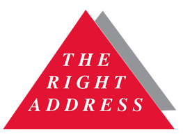 The Right Address Logo