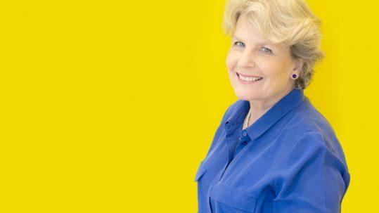 Sandi Toksvig speaker