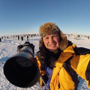 Doug Allan environmental speaker