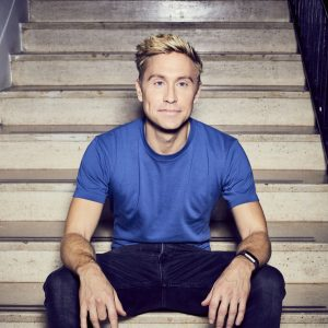 Russell Howard comedy host