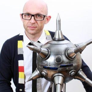 Jason Bradbury technology presenter