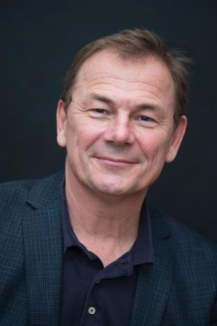 Andrew Wilson former Sky presenter