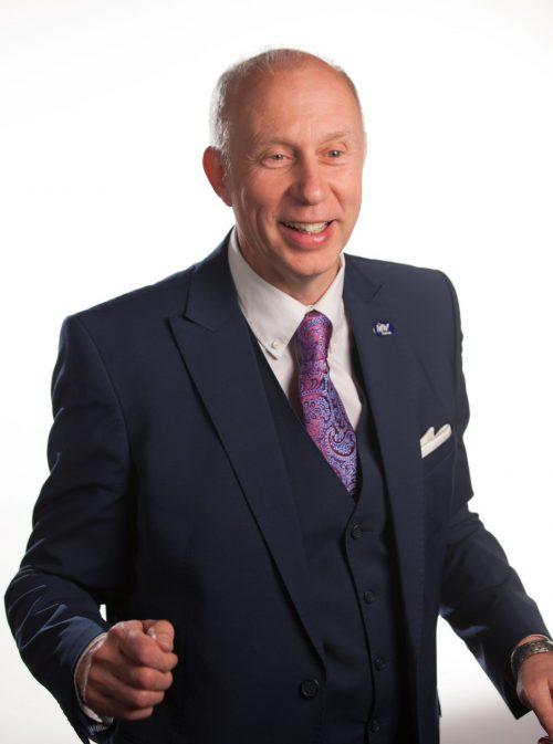 Derek Williams speaker